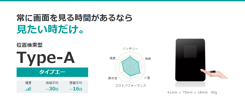 type-a-data